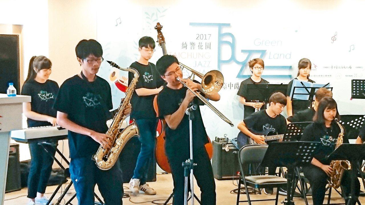 圖/台中市文化局提供