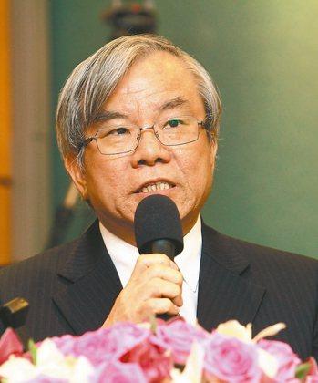 彰化銀行董事長張明道。 (聯合報系資料庫)