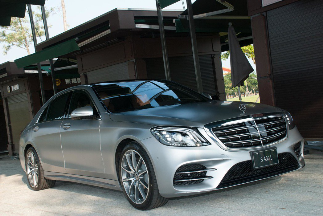 新Mercedes-Benz S-Class。記者林昱丞/攝影
