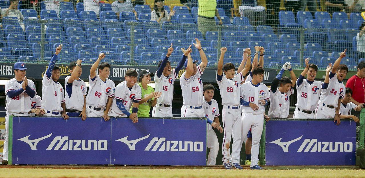 2017棒球亞錦賽於10/2~10/8在台灣舉辦。 聯合報系資料照