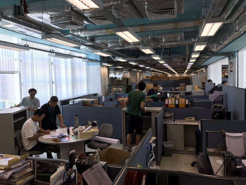 香港《壹週刊》原有約100名員工,當中有約30人選擇離職,而決定轉職的員工,本周...