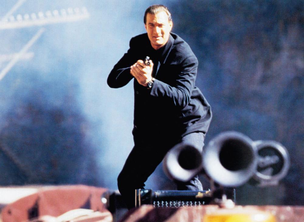 史蒂芬席格的「魔鬼戰將」系列全球各地都賣座。圖/摘自Cineplex