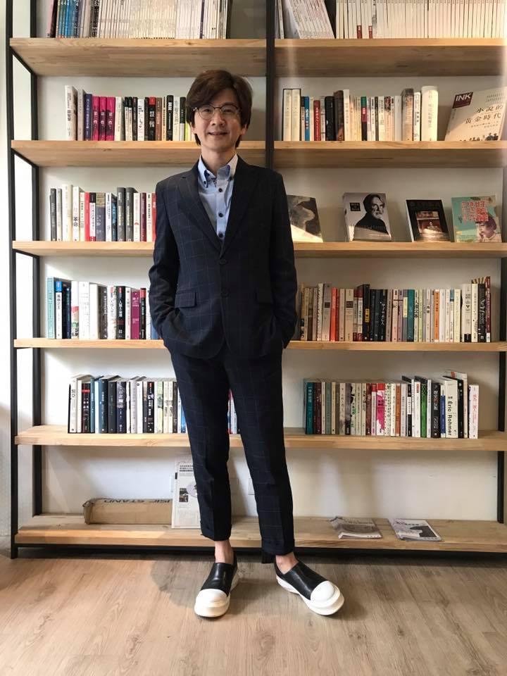 林隆璇28日舉辦媒體餐敘。記者梅衍儂/攝影