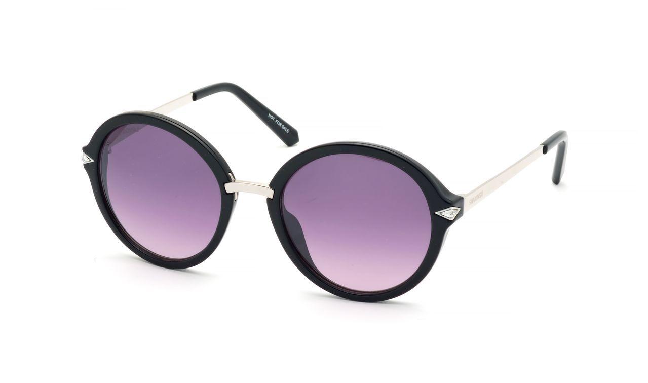 施華洛世奇SK0153 01C太陽眼鏡,約8,990元。圖/Swarovski提...