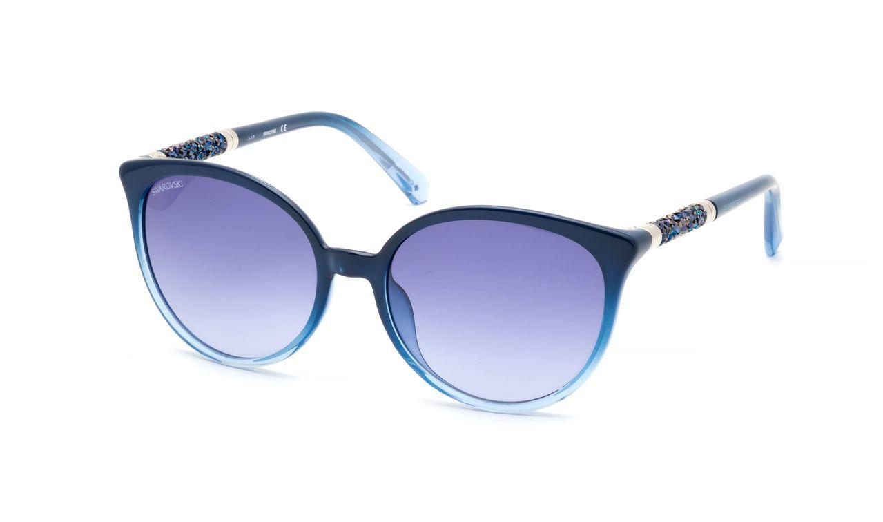 施華洛世奇SK0149 90W太陽眼鏡,約7,990元。圖/Swarovski提...