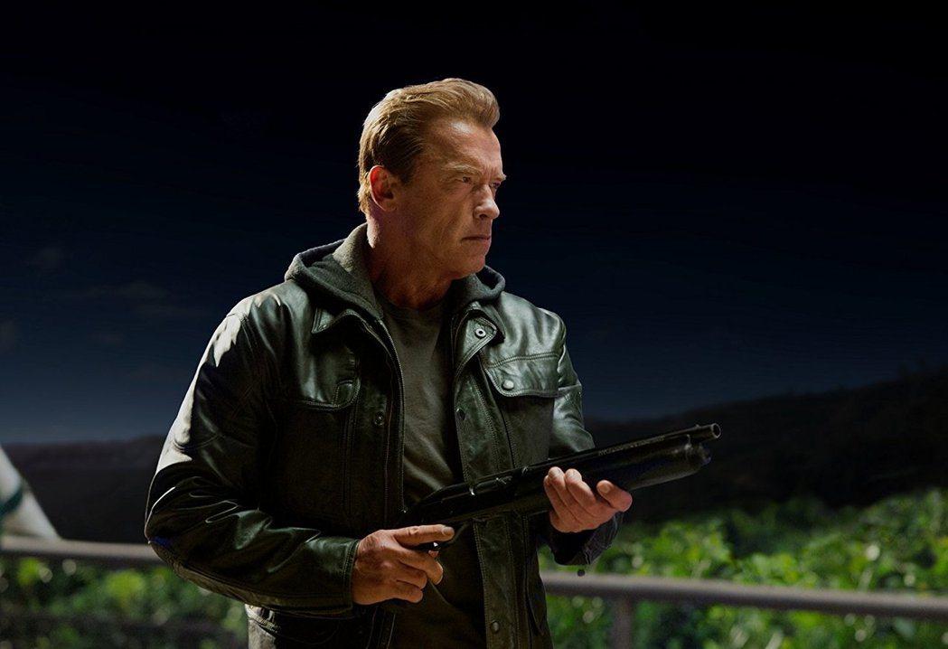阿諾史瓦辛格確定再拍「魔鬼終結者6」。圖/摘自imdb