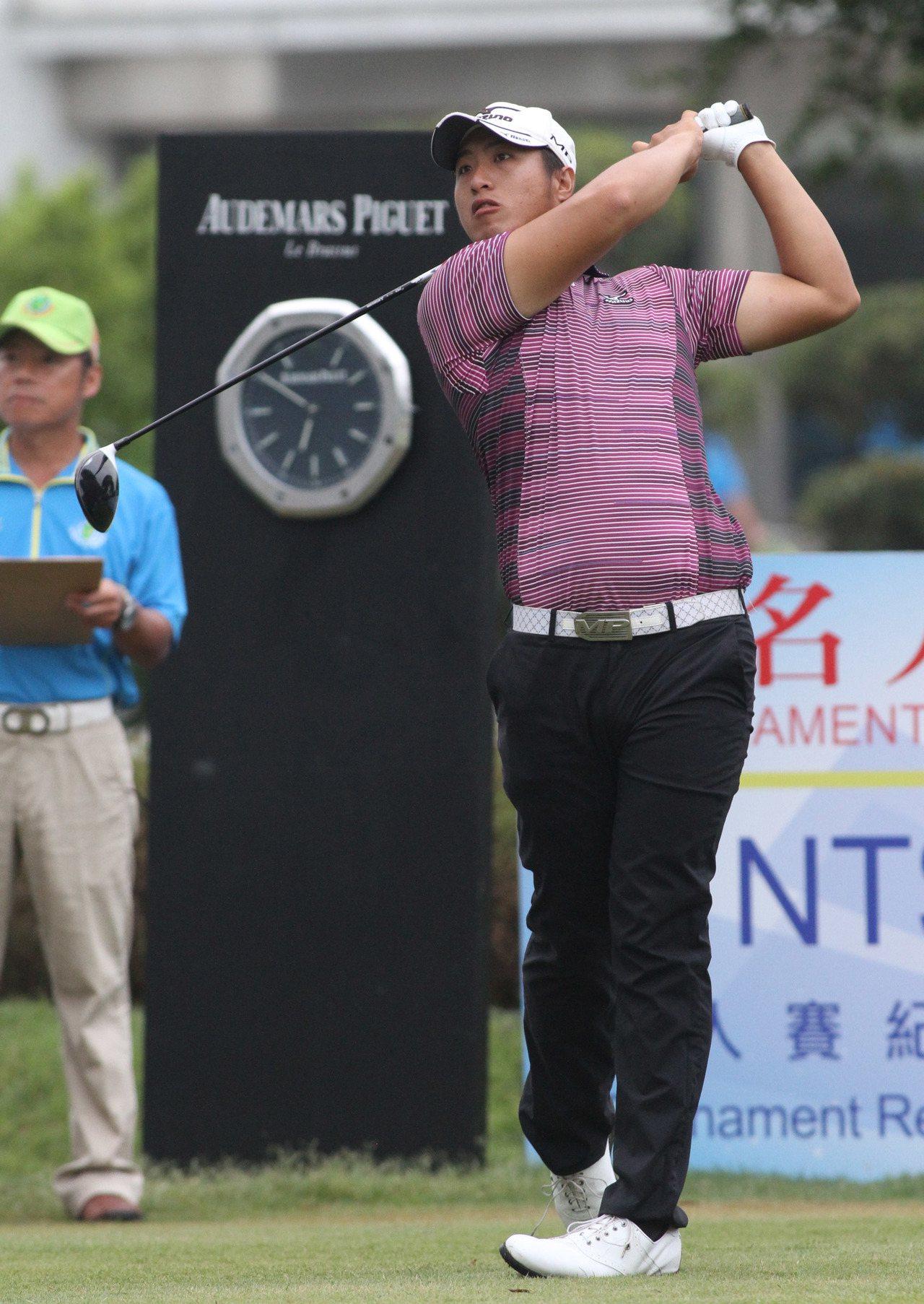 高藤是今天成績最好的台灣選手。圖/大會提供