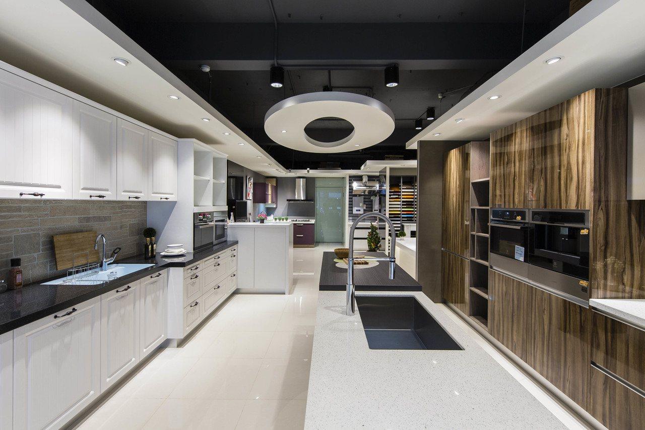 「櫻花廚藝生活館」以最佳品質服務全國各地民眾。 台灣櫻花/提供