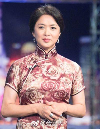 金星入選BBC「巾幗百名」名單,且是目前榜上唯一的中國女性。(取材自微博)