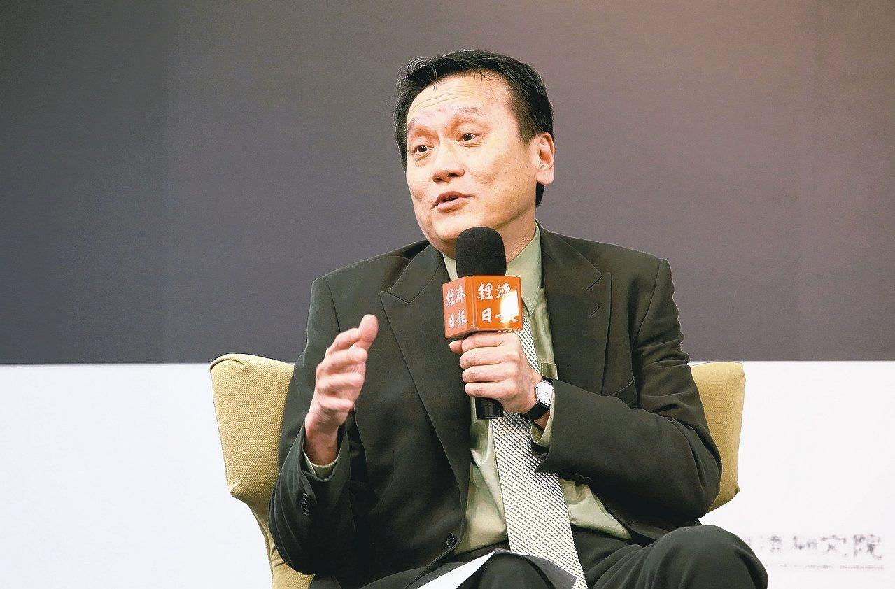 中華民國常駐世界貿易組織(WTO)代表團常任代表朱敬一今天表示,未來貿易最大變數...