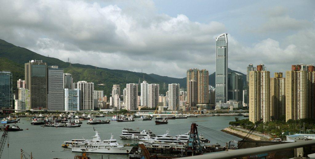 香港。聯合報系資料照/記者于志旭攝影