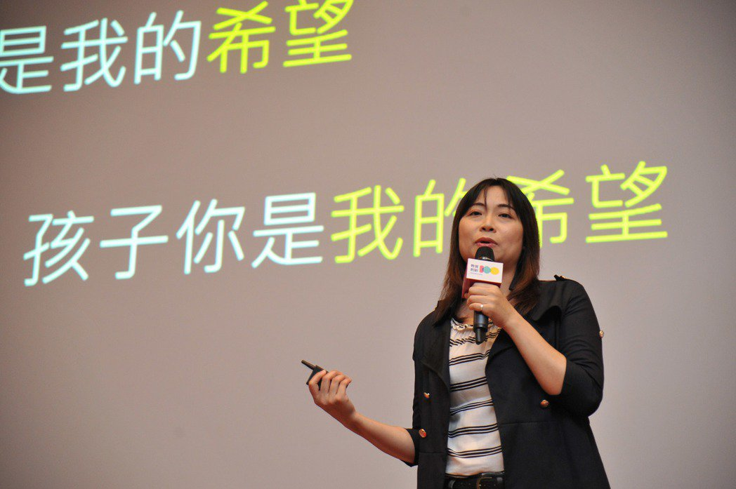 藍偉瑩認為,學習本就該在真實情境裡發生,這也是108課綱努力的方向。圖/親子天下