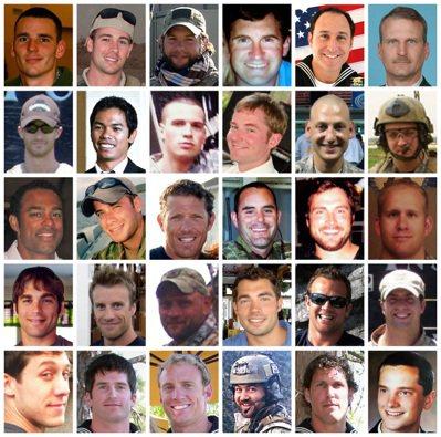 美軍直升機2011年在阿富汗遭擊落導致30名官兵陣亡,其中17人隸屬海豹部隊。 ...