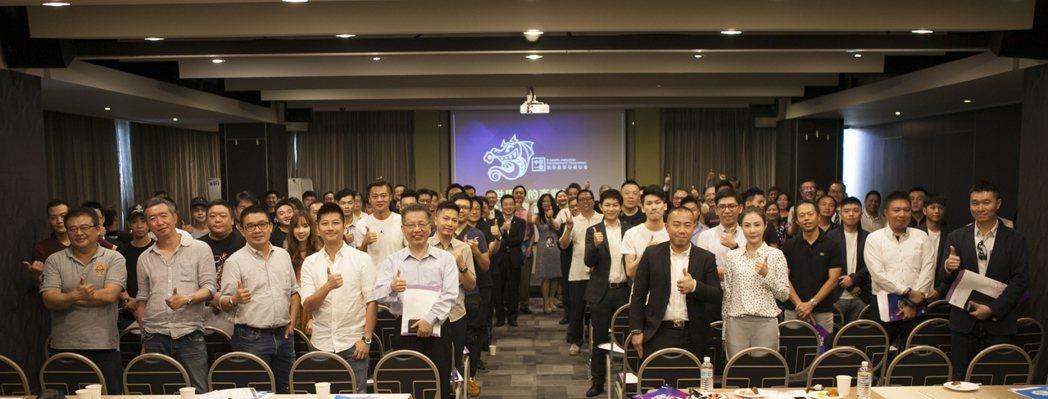 中華一番電競產業發展協會29日成立,已有70個人、企業會員加入,橫跨各大產業。