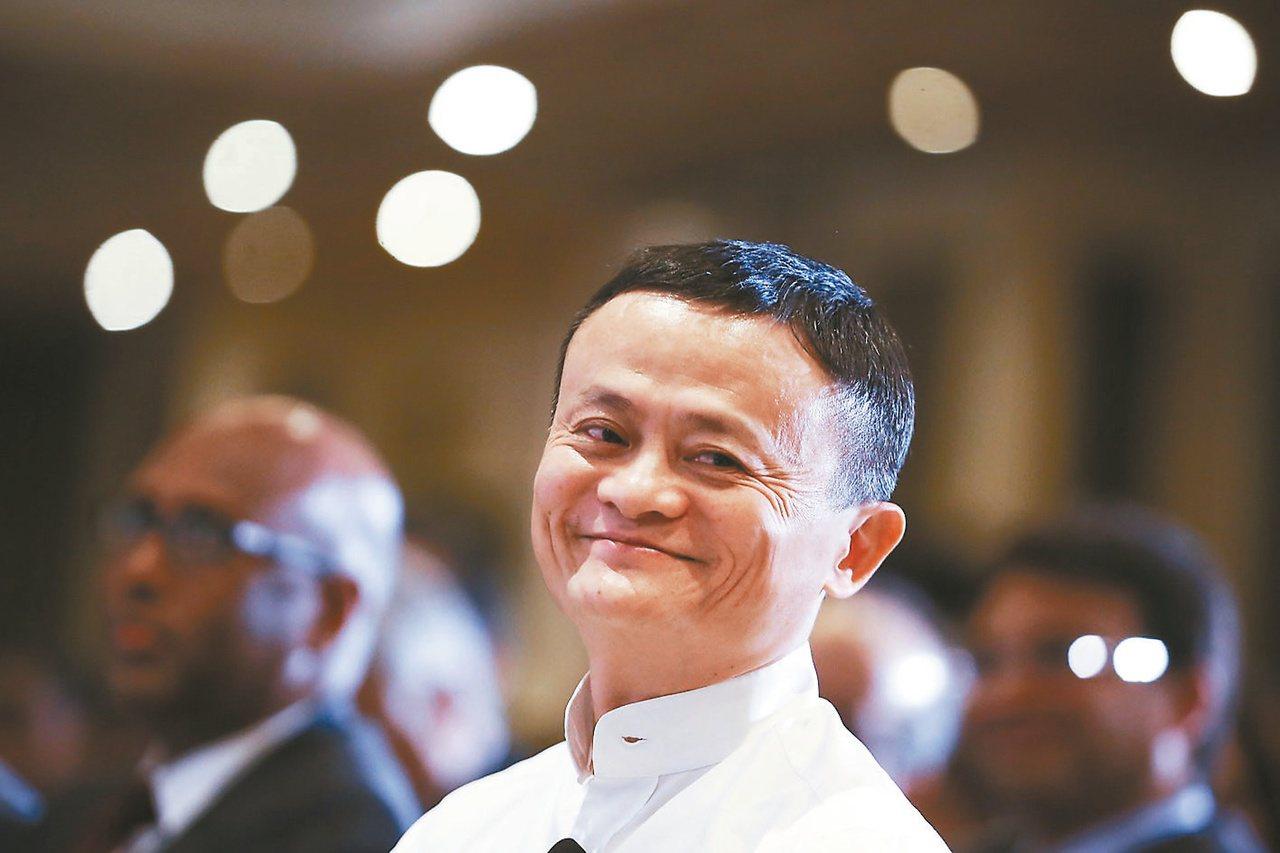 馬雲日前接受彭博採訪時表示,富有的缺點是沒有時間花錢。新華社資料照