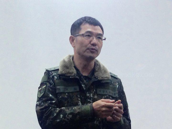 國防部聯七次長莫又銘。聯合報系資料照片