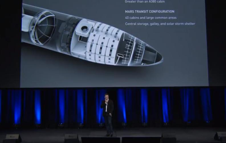美國太空探索技術公司(Space X)執行長穆斯克今天在澳洲國際太空聯盟年會上發...