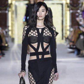 巴黎時裝周/林強向前走走很前面 Chloe秀千禧曼波配樂
