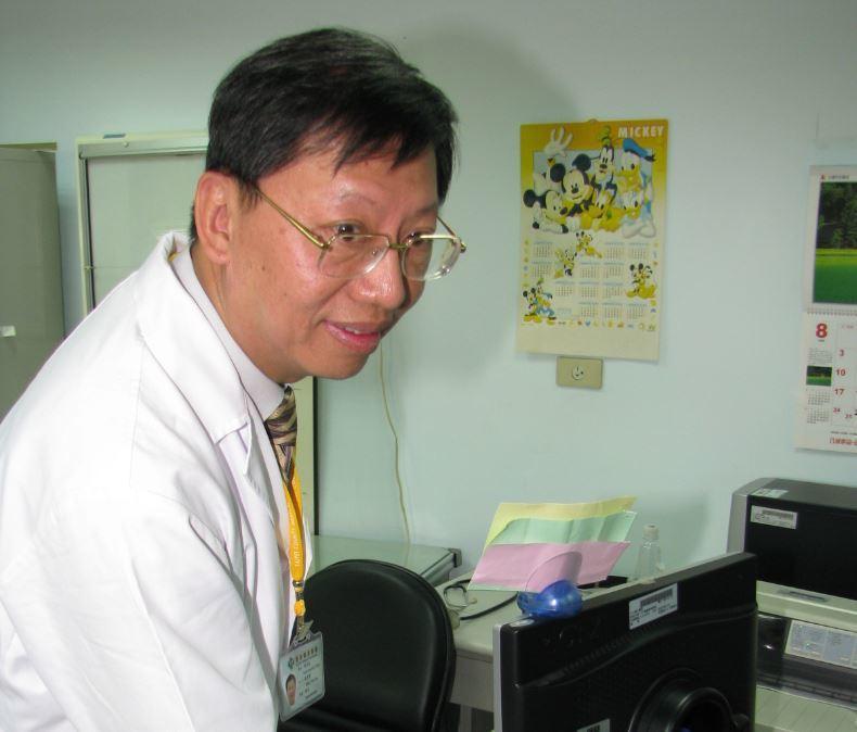 新北市聯合醫院前院長沈希哲。圖/報系資料照片