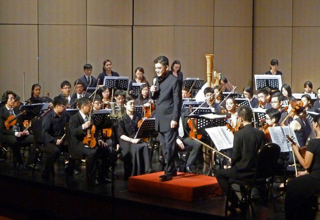 台北世紀青少年交響樂團提供。