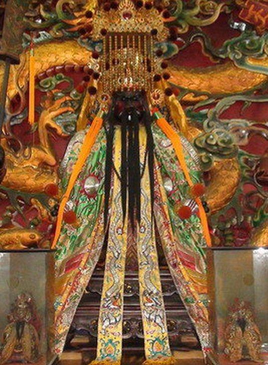 參天宮主祀關聖帝君,香火鼎盛。圖/參天宮提供