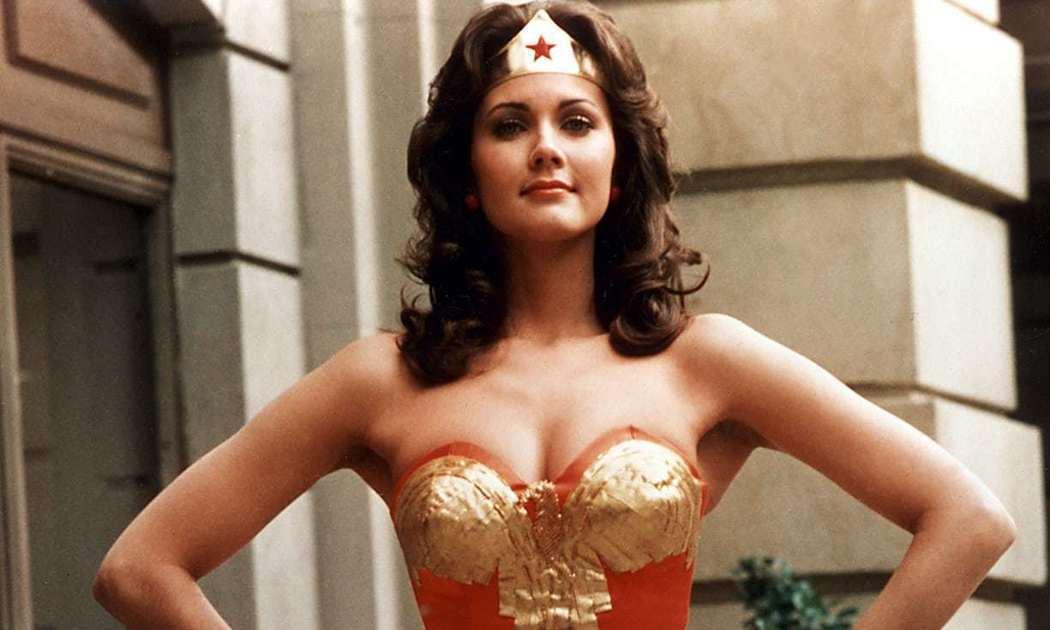 原版影集女超人琳達卡特聲援新版「神力女超人」。圖/摘自imdb