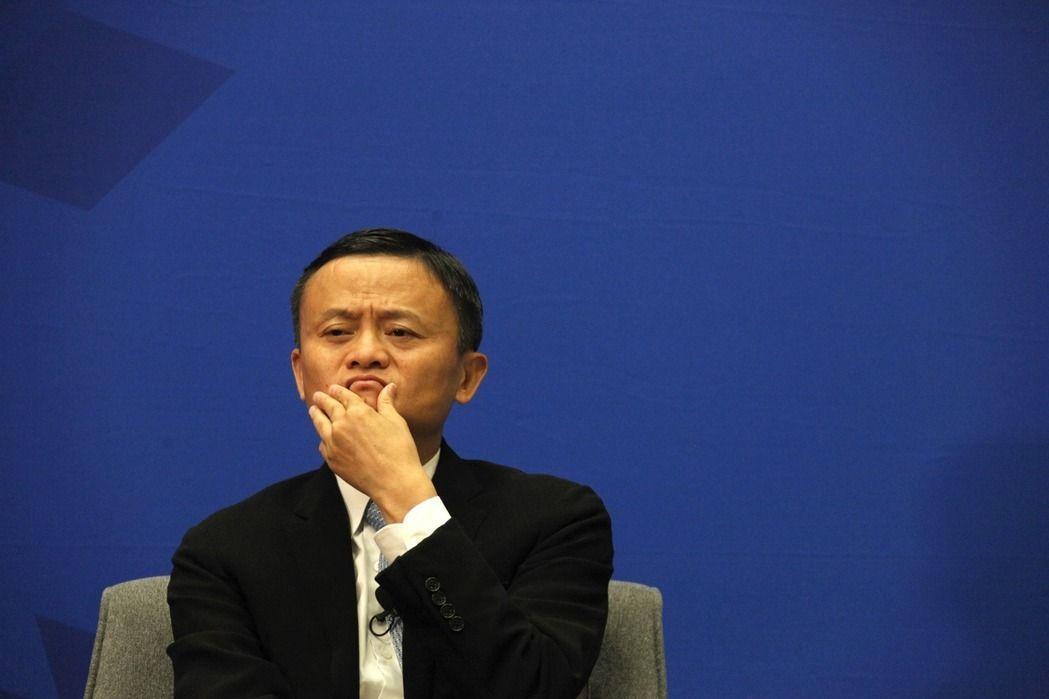 被指坐擁全球最貴豪宅的馬雲,在微博幽默否認。(中新社)