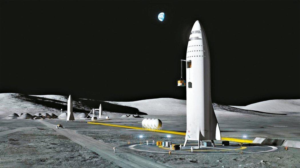 馬斯克在演說中說,前往火星單程航程將要三個月到六個月。 美聯社