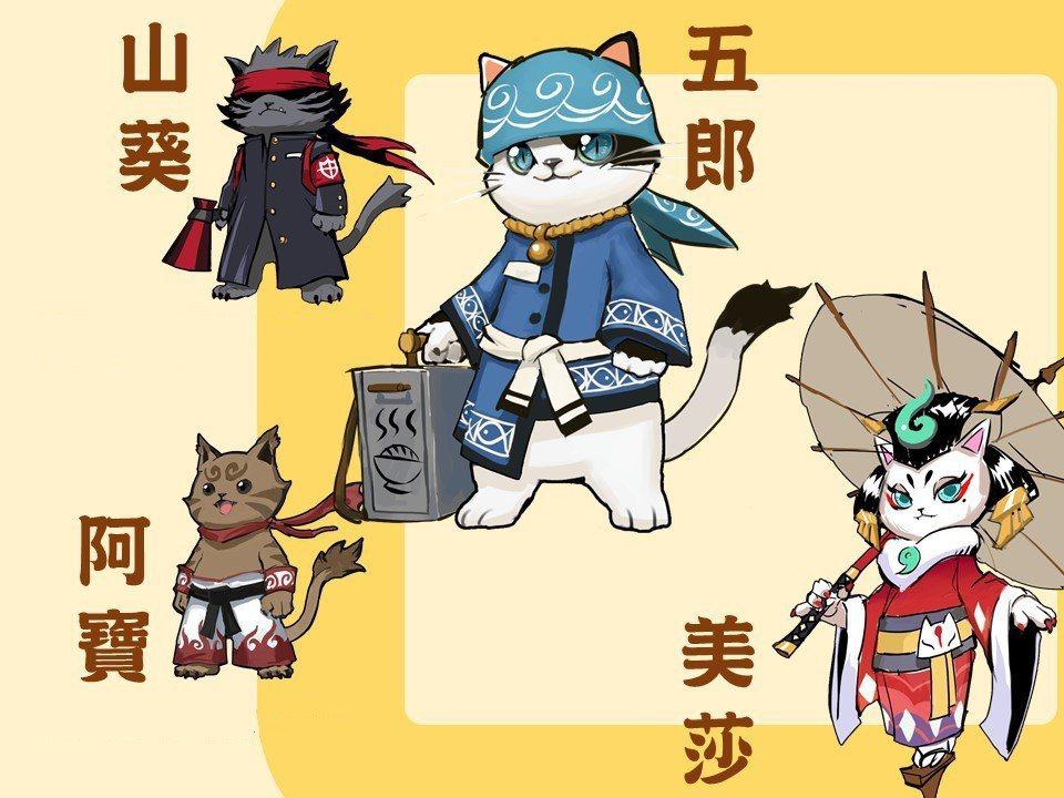 最可靠的夥伴「傭兵貓」,陪伴你到RO世界各地冒險。