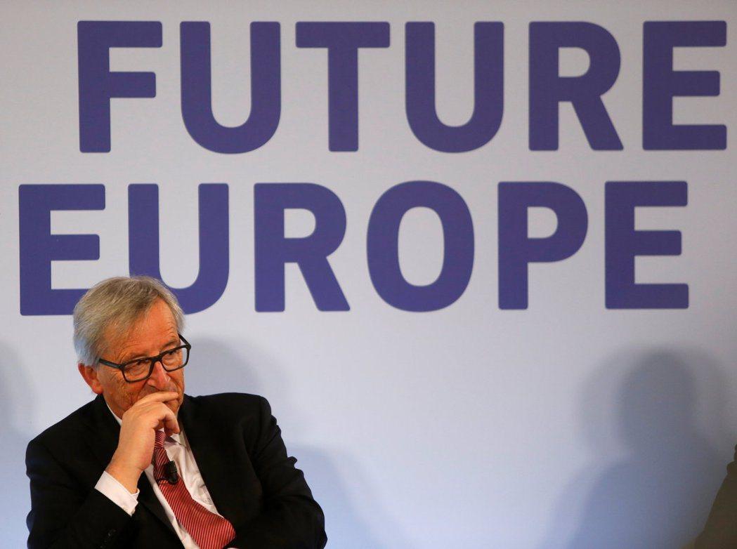 歐盟執委會主席容克,日前才發表完「歐情咨文」就歐盟的未來,提出「前瞻計畫」。...