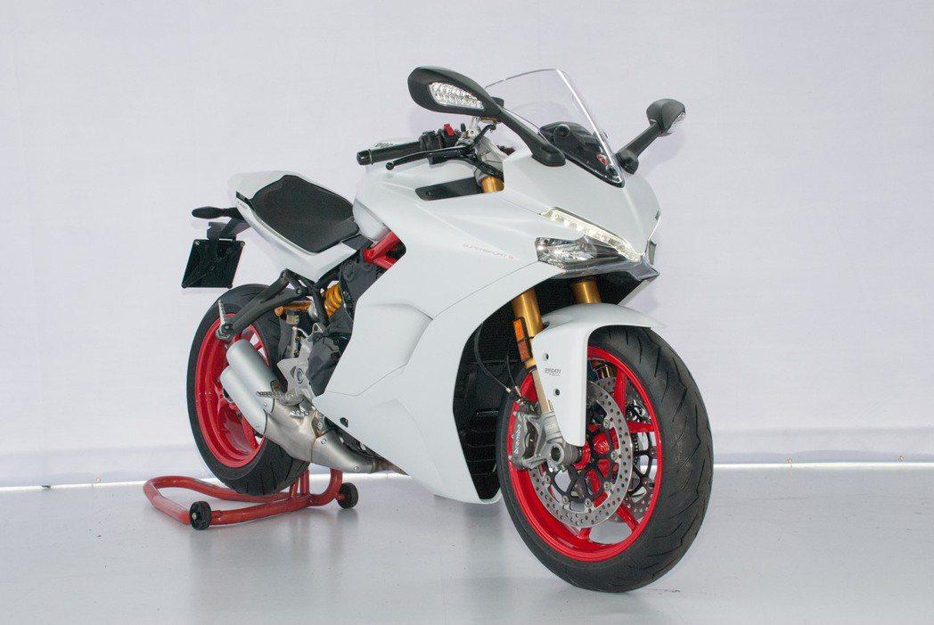 Ducati SuperSport S。記者林昱丞/攝影