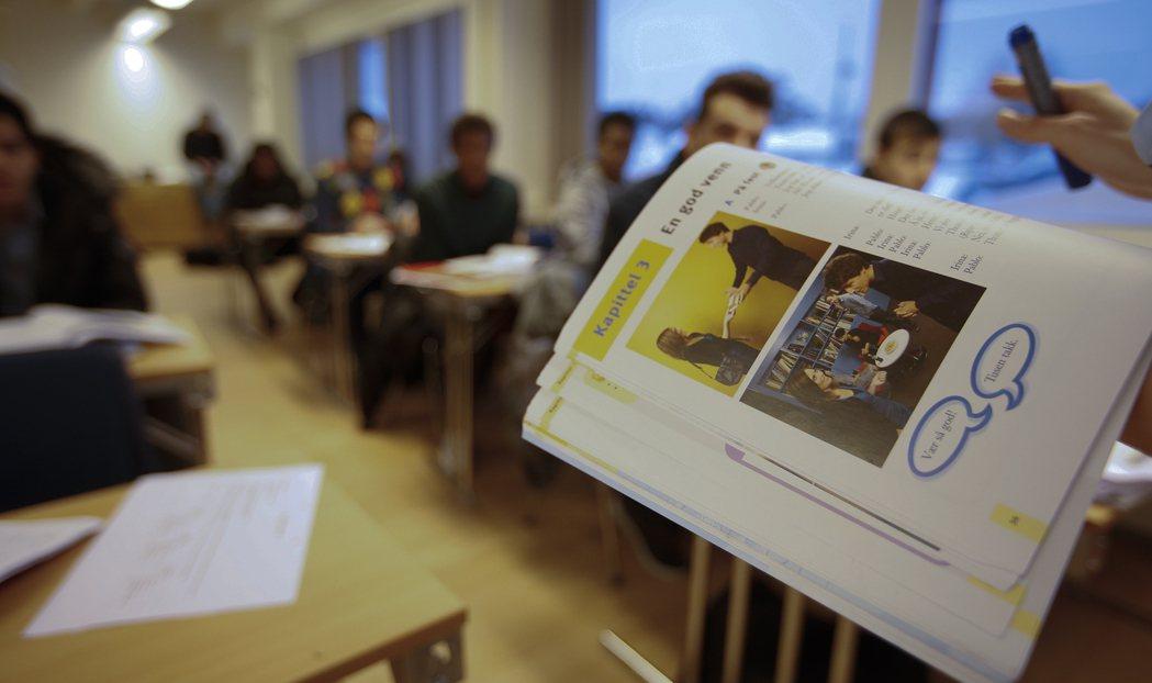 奧斯陸的「覺醒青年」:過去我很愛「新挪威語」,但是... 圖/美聯社