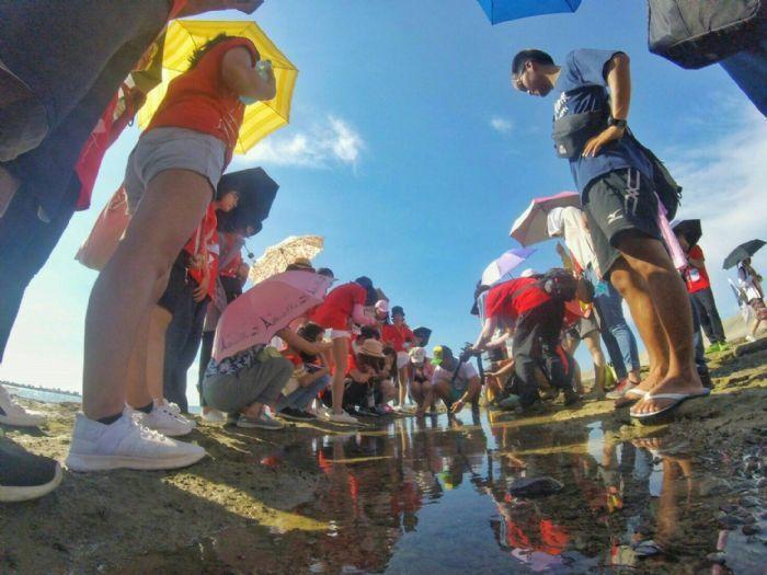 桃園市青年事務局今年到澎湖舉辦為期4天3夜的離島體驗學習營,被議員批評竟發函到學...