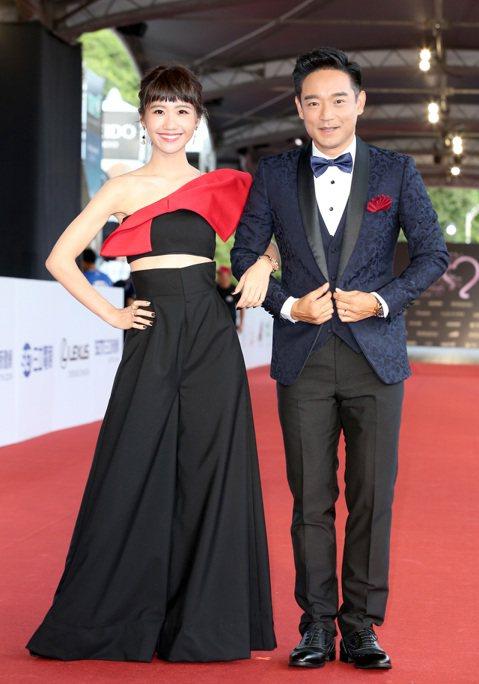第52屆金鐘獎岑永康、LuLu黃路梓茵擔任星光大道主持人。