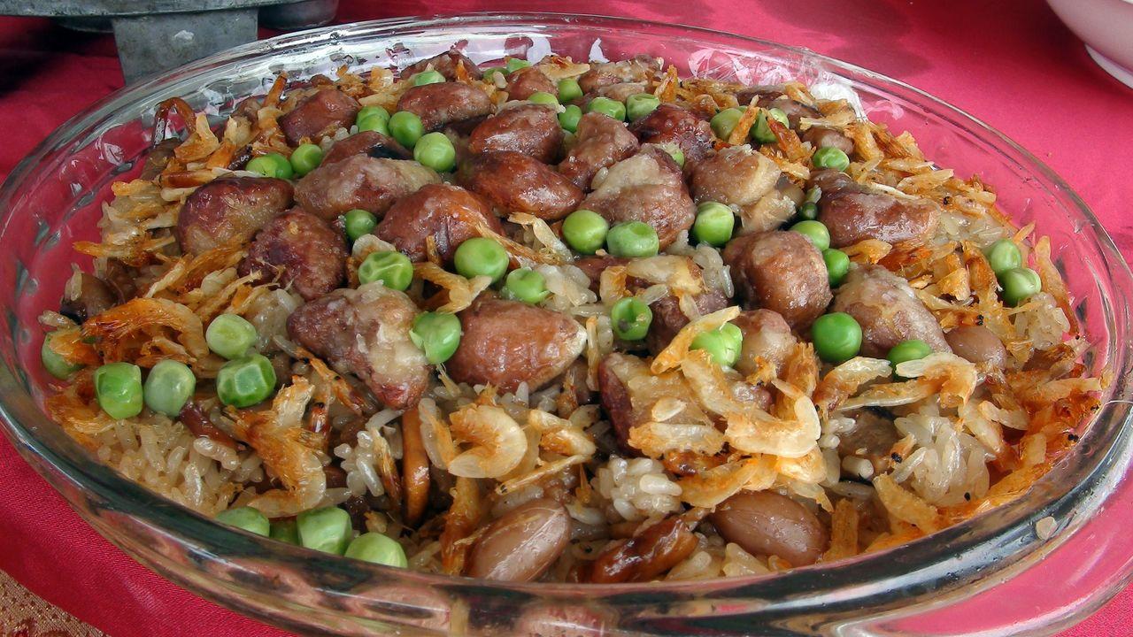 仁武區每年的舉辦的紅菱饗宴,十分搶手。記者王昭月/攝影