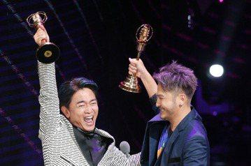 第52屆金鐘獎,吳宗憲、KID林柏昇獲益智及實境節目主持人獎 。