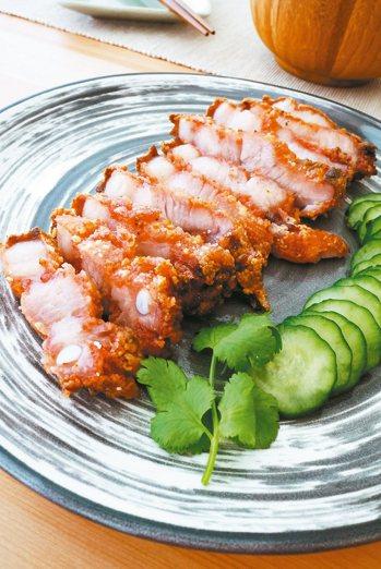古早味紅糟肉 照片:布克文化/提供