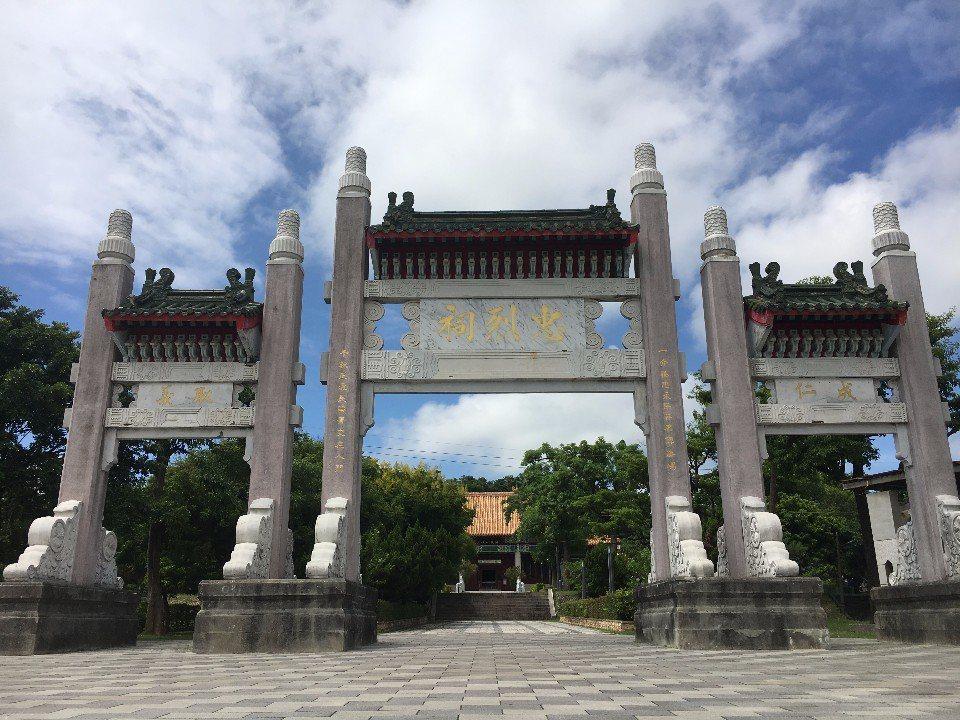 高雄神社建於日治時期。(提供/哈瑪星走讀小組)