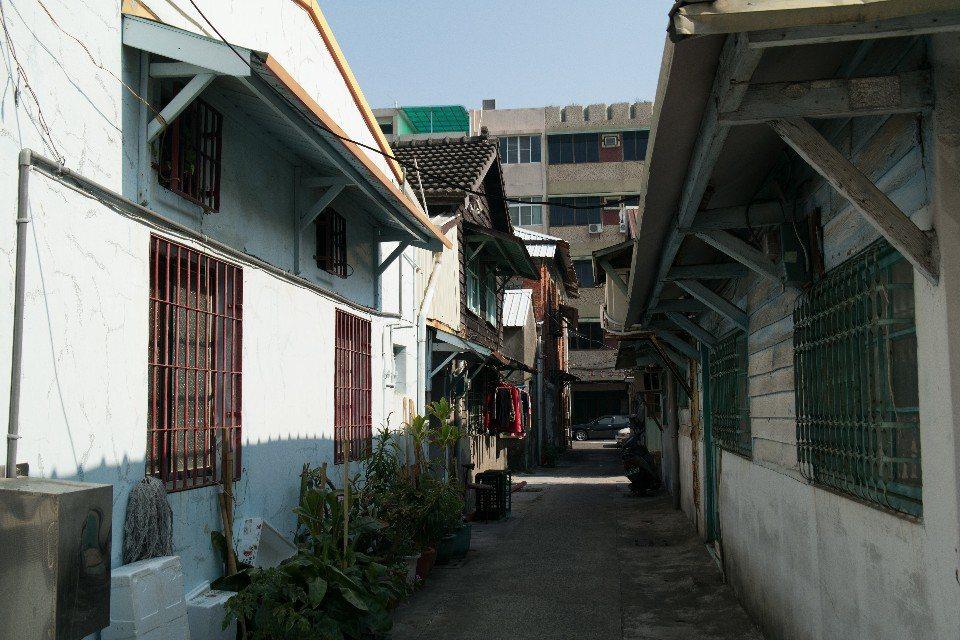 新濱老街。(提供/哈瑪星走讀小組)