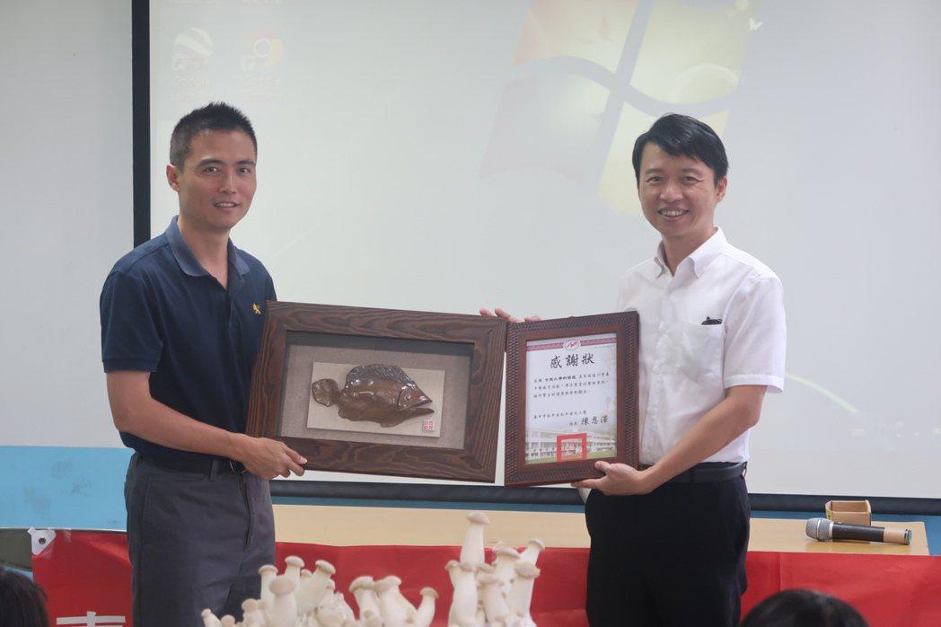 台灣在地機能性食材推廣活動。 業者/提供。