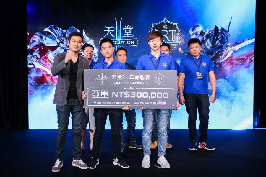 狂賭之淵榮獲本次決賽的亞軍。