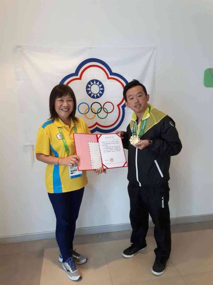 林家弘(ET)《格鬥天王XIV》金牌。 翻攝CTESA中華民國電子競技運動協會。