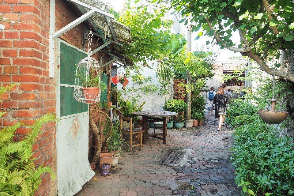 胭脂巷。(攝影/廖苡安)