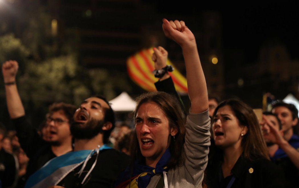 西班牙總理:加泰隆尼亞公投沒成