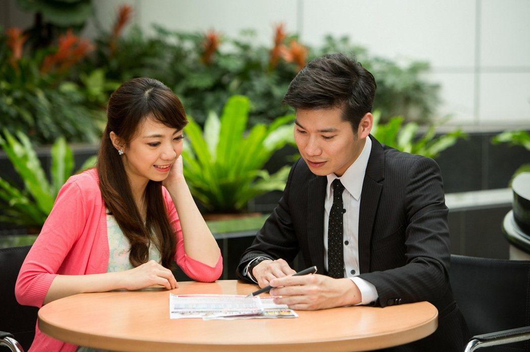 小資族可善用投資型保單資金。 中國人壽/提供