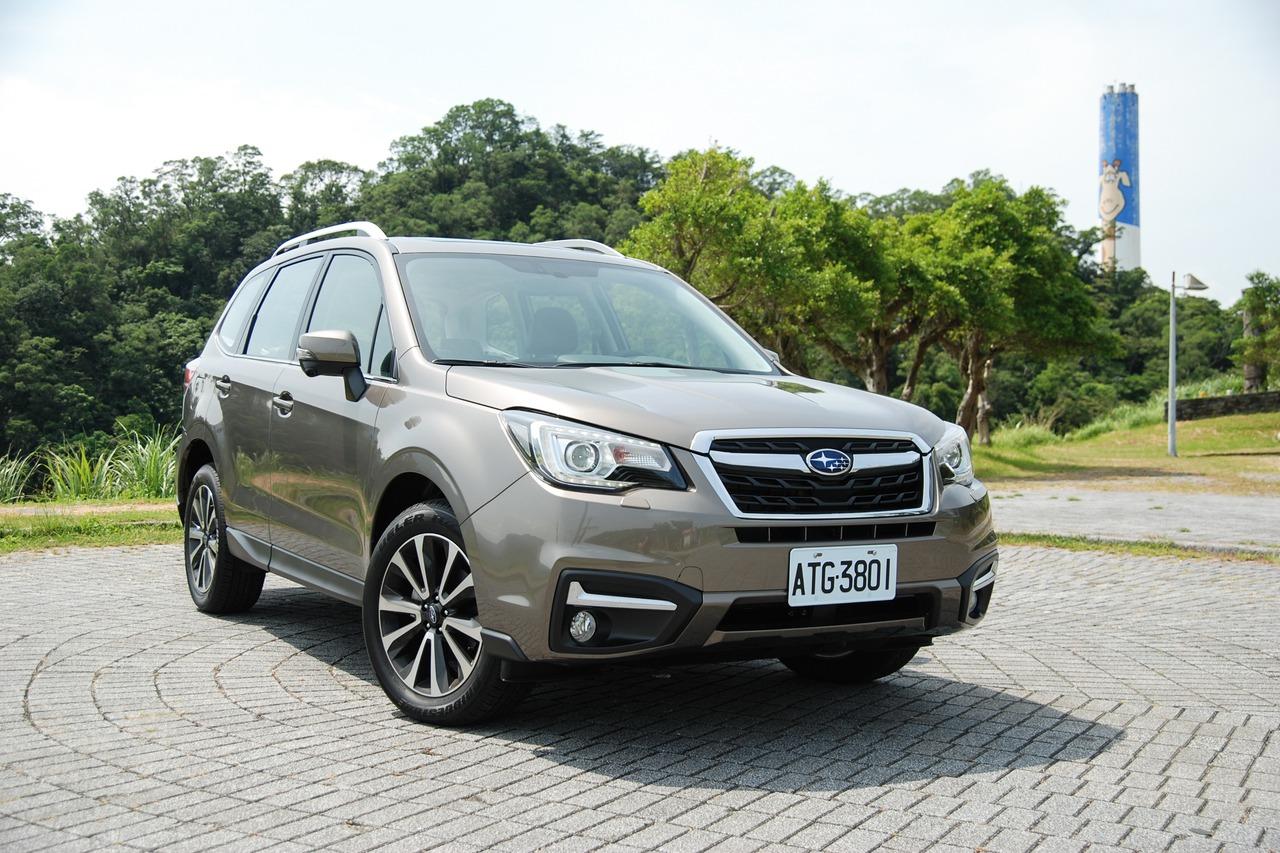 改款前出清!Subaru 四月份促銷方案 現行 Forester 百萬內可入主