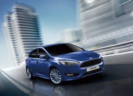 6氣囊到位 Ford Focus新年式開放預接