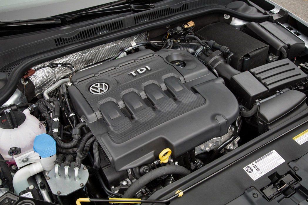 截至今年上半年為止,柴油車在歐洲市場的乘用車市佔率,已不到總銷量的一半。 摘自Volkswagen