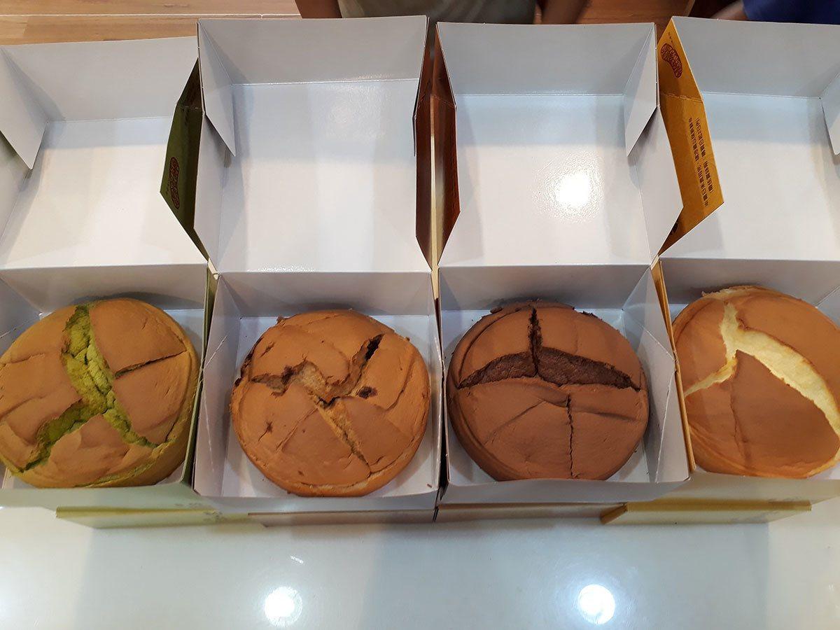 新美珍招牌布丁蛋糕口感綿密有彈性。 圖片提供|新美珍