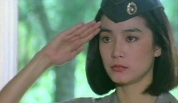 林青霞在「中國女兵」嘗試新戲路,票房創佳績。圖/翻攝自YouTube